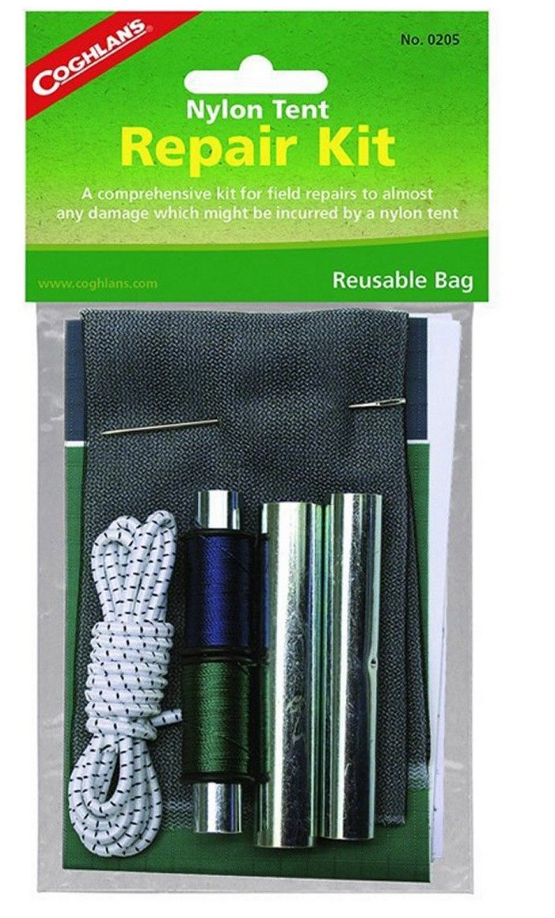 Coghlans Repair Kit for Nylon Tent