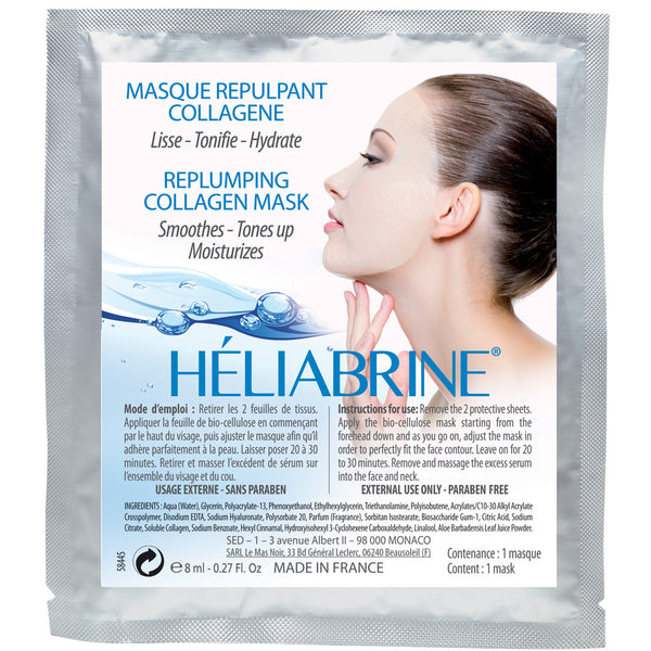 Replumping Collagen Facial Mask (#140H)