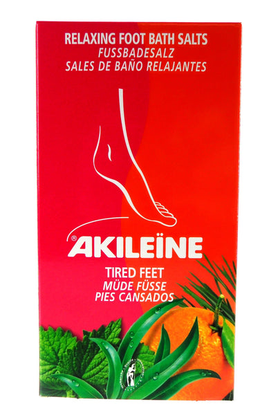 Akileine Relaxing Foot Bath Salts (#140)