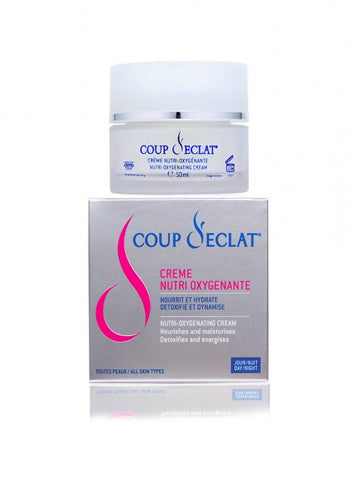 Coup d'Eclat Nutri-Oxygenating Cream (#559)