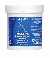Akileine Spearmint Foot Mask (#990597)