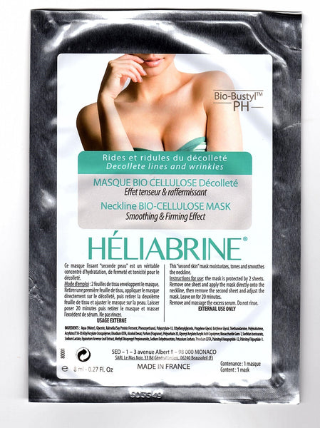 Replumping Collagen Mask For Face and Neck (#397)