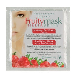 Purifying Facial Mask With Strawberry (#337)