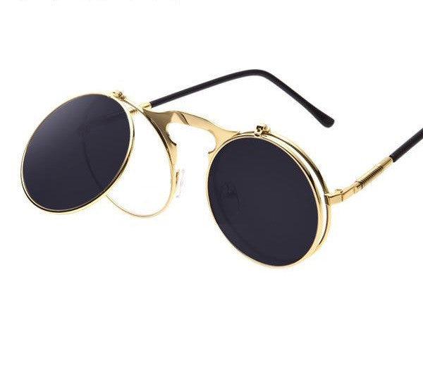 Vintage Inspired Classic Round Sunglasses at ModernLifeWay.com