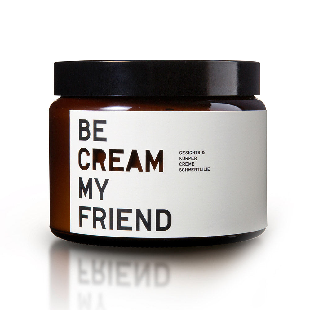Be Cream My Friend Schwertlilie 60 ml