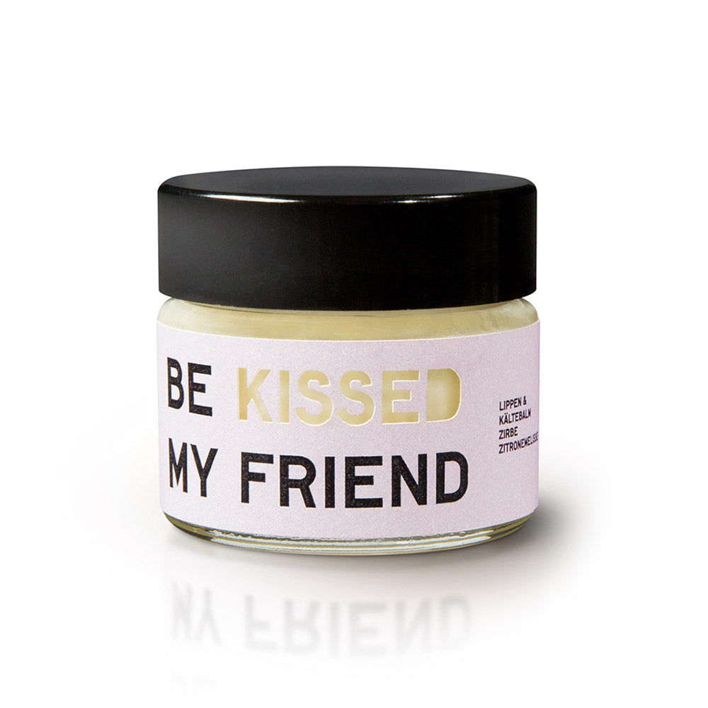 Be Kissed My Friend Zirbe/Zitronenmelisse 15 ml