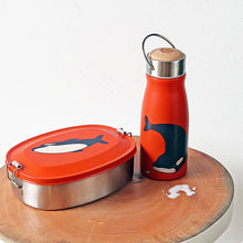 "Thermosflasche ""Orca"" mit Lunchbox"
