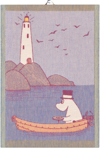 Ekelund Row the Boat Organic Cotton Towel