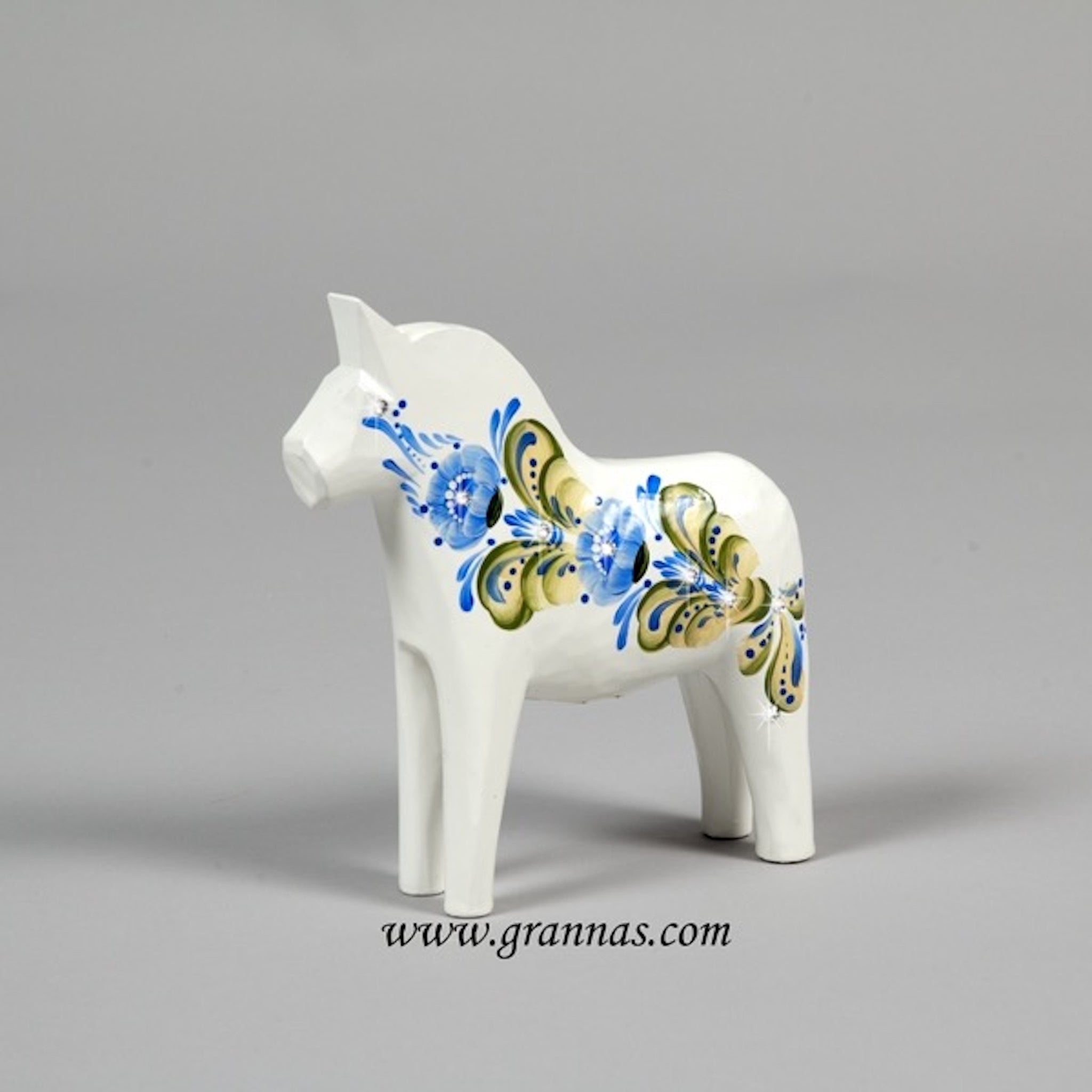 Swedish Dala Horse Kurbitz Bling Collection