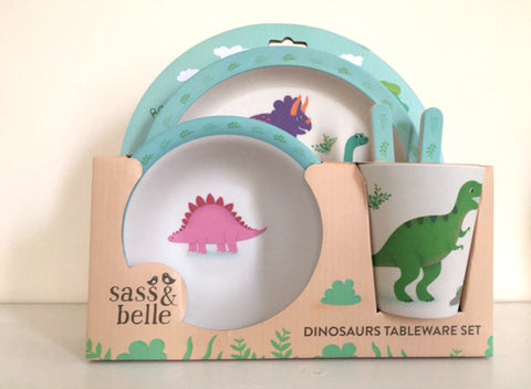 Dinosaurs Tablewear Set