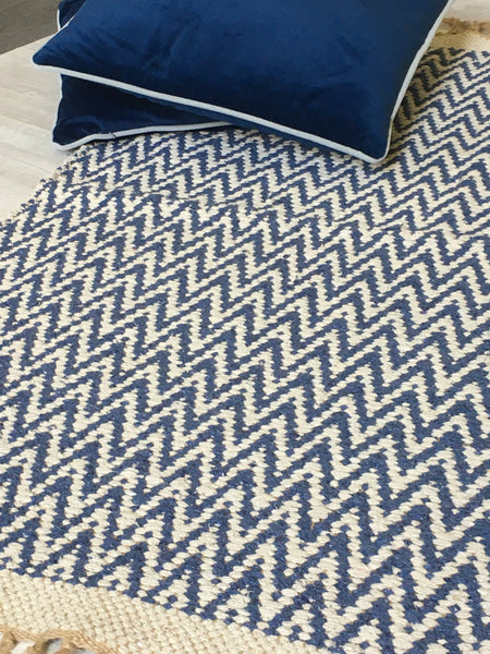 GOSIG Herringbone Soft 100% Recycled Cotton Runners 70 x 200 cm 2 colours