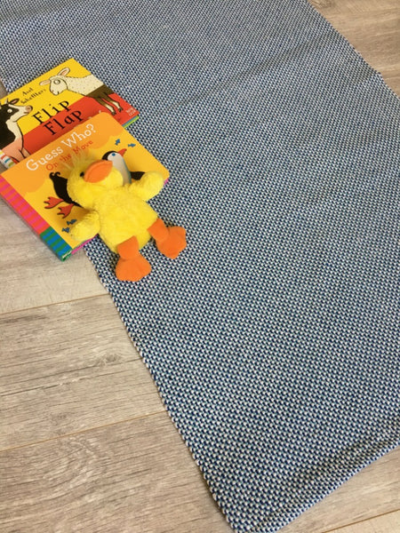 BJORN 100% Cotton Rugs for Nursery/Kids Rooms 70 x 115 cm