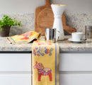 Ekelund Kurbitz table runner organic cotton