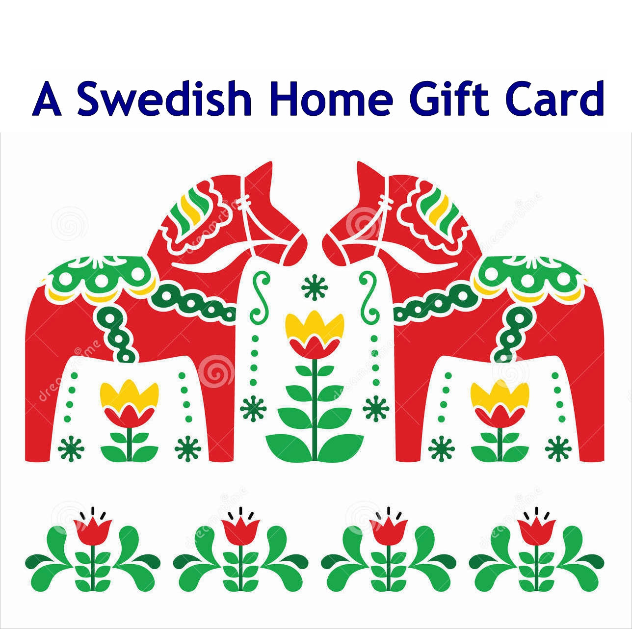 A Swedish Home Gift Card