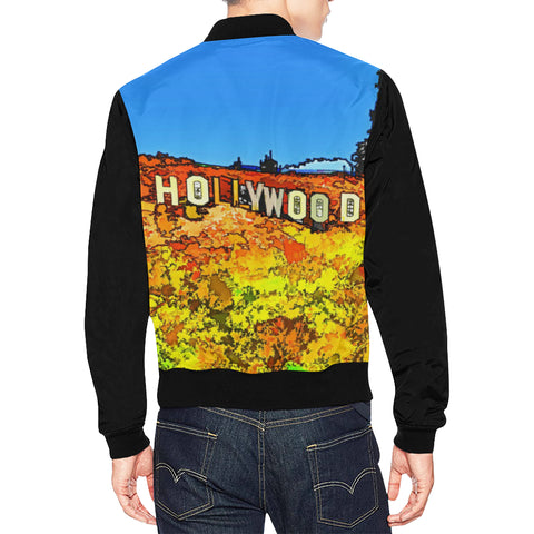 MEN'S CASUAL JACKET 04 - AROUND LA