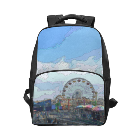 BACKPACK 05 - AROUND LA / SANTA MONICA PIER
