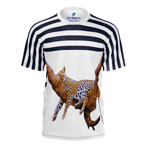 MEN'S JERSEY TEE SHIRT 04 - IN THE JUNGLE