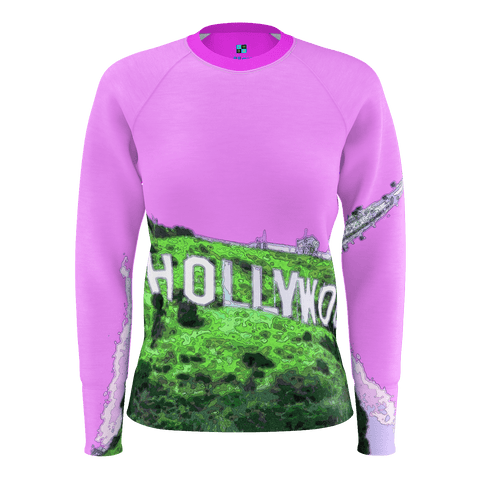 WOMEN'S SWEATSHIRT 01 - AROUND LA / HOLLYWOOD