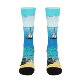 SOCKS 01 - AT THE BEACH