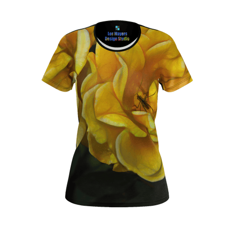 WOMEN'S TEE SHIRT 03 - IN THE GARDEN