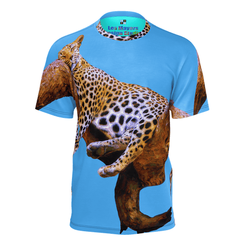 MEN'S JERSEY TEE SHIRT 03 - IN THE JUNGLE