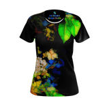 WOMEN'S TEE SHIRT 01 - IN THE GARDEN
