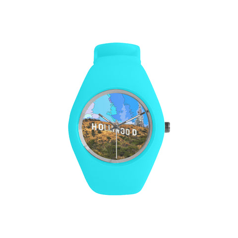 WOMEN'S WATCH (TURQUOISE) 05 - AROUND LA
