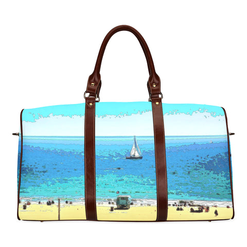 TRAVEL BAG 01 - AT THE BEACH