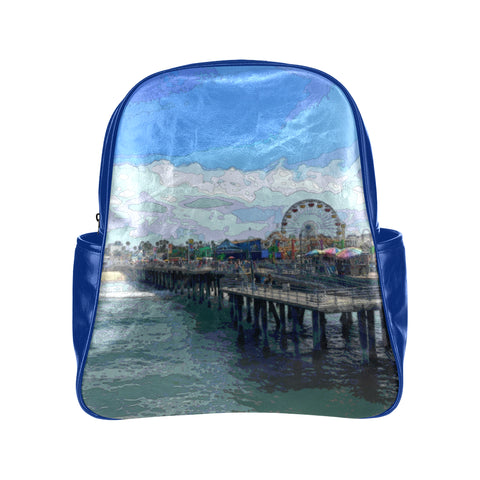 BACKPACK 03 - AROUND LA / SANTA MONICA PIER