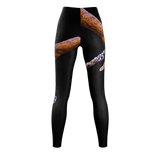 WOMEN'S LEGGINGS 01 - IN THE JUNGLE