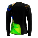 WOMEN'S SWEATSHIRT 01 - IN THE GARDEN
