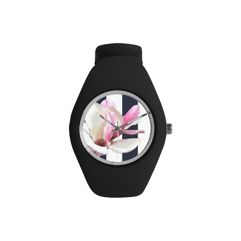 WOMEN'S WATCH (BLACK) 01 - IN THE GARDEN