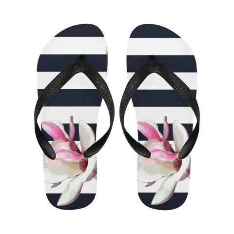 WOMEN'S FLIP FLOPS 03 - IN THE GARDEN