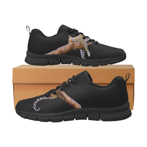 MEN'S BREATHABLE SPORTS SHOE 02 - IN THE JUNGLE