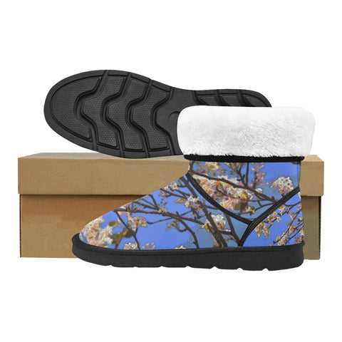 WOMEN'S SNOW BOOTS 03 - IN THE GARDEN
