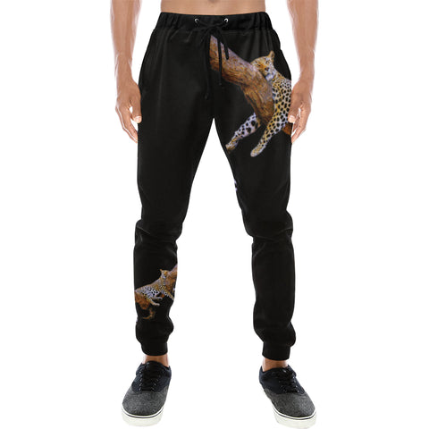 MEN'S SWEAT PANTS 03 - IN THE JUNGLE