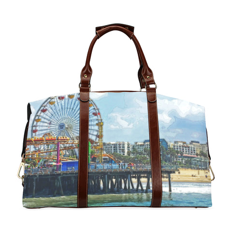 FLIGHT BAG 06 - AROUND LA / SANTA MONICA PIER
