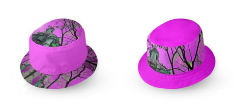 WOMEN'S BUCKET HAT 01 - AROUND LA / MISSION INN