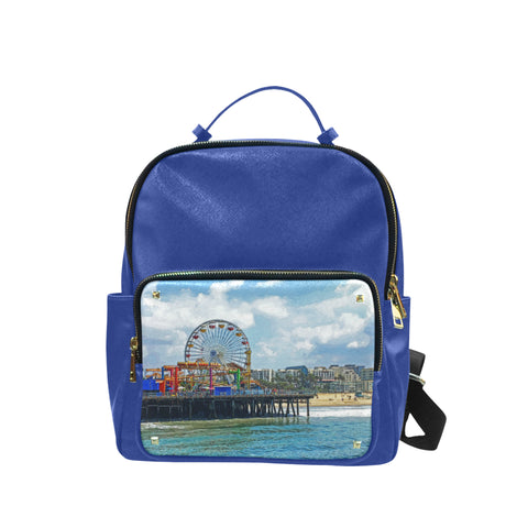 BACKPACK 06 - AROUND LA / SANTA MONICA PIER