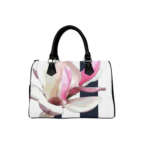 WOMEN'S SATCHEL 01 - IN THE GARDEN