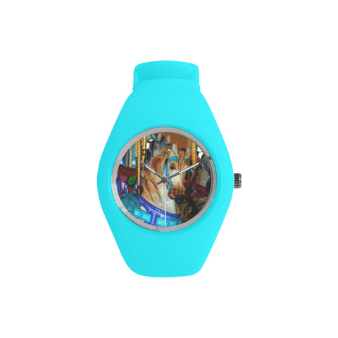 WOMEN'S WATCH (TURQUOISE) 02 - AROUND LA