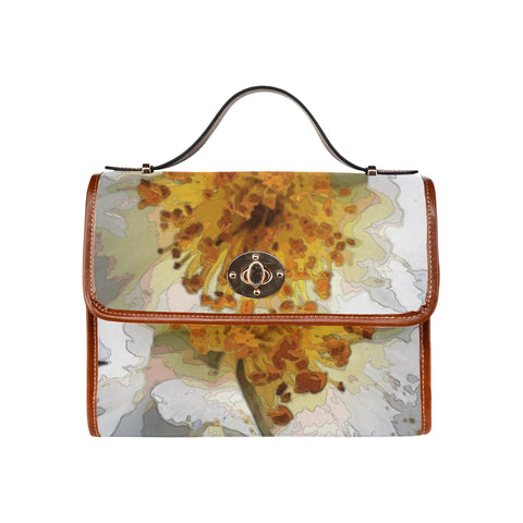 WOMEN'S SHOULDER BAG 01 - IN THE GARDEN