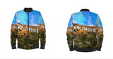 MEN'S BOMBER JACKET 01 - AROUND LA