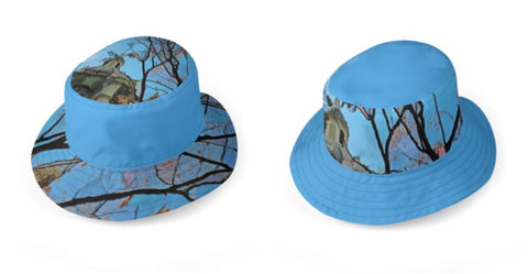 MEN'S BUCKET HAT 01 - AROUND LA / MISSION INN