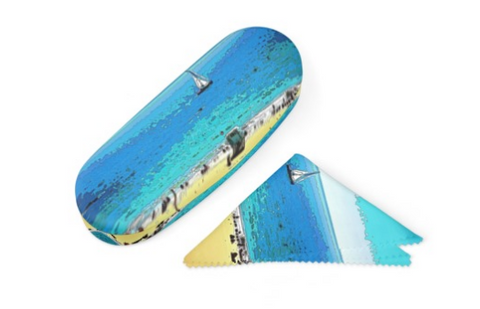 WOMEN'S SUNGLASS HARD CASE 01 - AT THE BEACH