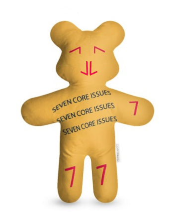 TEDDY BEAR 01 - SEVEN CORE ISSUES