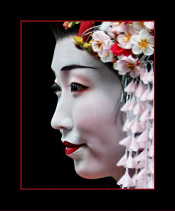 GALLERY ART COLLECTION - GEISHA 01