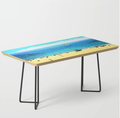 COFFEE TABLE 01 - AT THE BEACH
