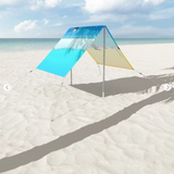 SUN SHADE 01 - AT THE BEACH