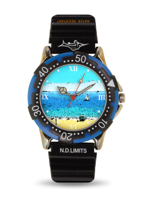 MEN'S WATCH NAVIGATOR 01 - AT THE BEACH